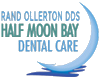 half moon bay dental care logo